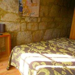 Отель Apartamentos sobre o Douro Стандартный номер двуспальная кровать фото 8