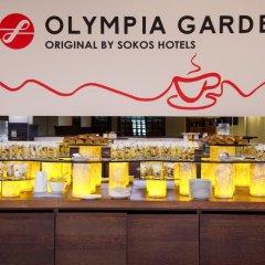 Гостиница Sokos Olympia Garden 4* Стандартный номер с различными типами кроватей фото 5