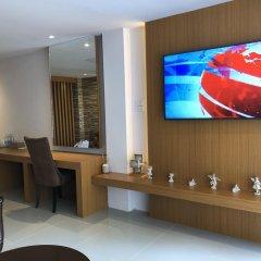 Отель Club Bamboo Boutique Resort & Spa 3* Улучшенный номер с различными типами кроватей фото 3