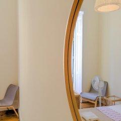 Ambiente Hostel & Rooms Стандартный номер с двуспальной кроватью (общая ванная комната) фото 5