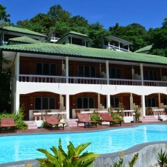 Отель JP Resort Koh Tao Таиланд, Остров Тау - отзывы, цены и фото номеров - забронировать отель JP Resort Koh Tao онлайн бассейн