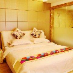 Fuyong Yulong Hotel 4* Номер Делюкс с различными типами кроватей фото 10