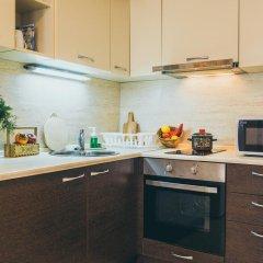 Апартаменты Aleko Apartments в номере