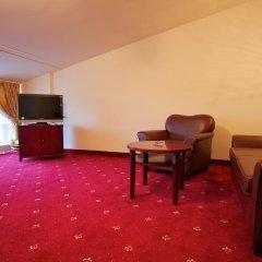 Бест Вестерн Агверан Отель 4* Стандартный семейный номер с двуспальной кроватью фото 2