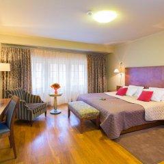 Отель Бутик-отель The Golden Wheel Чехия, Прага - отзывы, цены и фото номеров - забронировать отель Бутик-отель The Golden Wheel онлайн комната для гостей фото 4