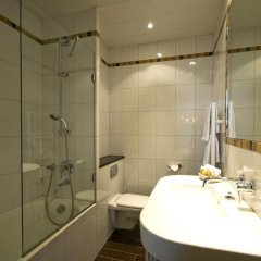 Отель Hôtel Saint Paul Rive Gauche 4* Стандартный номер с различными типами кроватей