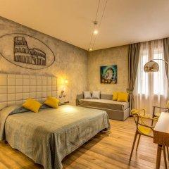 Parlamento Boutique Hotel 2* Улучшенный номер с различными типами кроватей фото 4