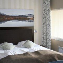 Отель Scandic Valdres 4* Стандартный номер с различными типами кроватей фото 2