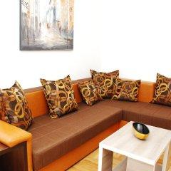 Апартаменты Azzuro Lux Apartments Апартаменты с различными типами кроватей фото 22