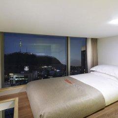 STAZ Hotel Myeongdong II 3* Стандартный номер с двуспальной кроватью
