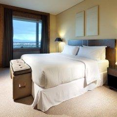 Отель Eurostars Suites Mirasierra 5* Люкс разные типы кроватей