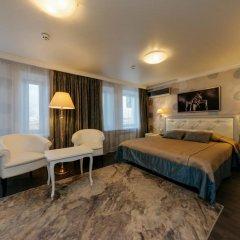 Гостиница Волга 3* Номер Делюкс с разными типами кроватей фото 7