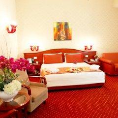 Отель Augusta Lucilla Palace 4* Стандартный номер с различными типами кроватей фото 6