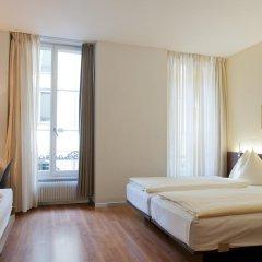 Отель Goldener Schlüssel 3* Стандартный номер с различными типами кроватей фото 11