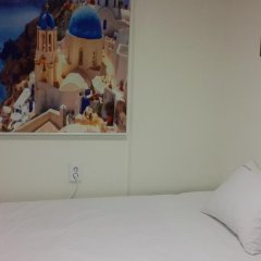 Star Hostel Myeongdong Ing Стандартный номер с различными типами кроватей фото 8