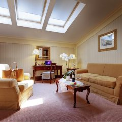 Hotel Excelsior Palace Palermo 4* Номер Делюкс с различными типами кроватей фото 4