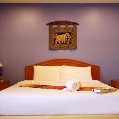 Отель Seven Oak Inn 2* Стандартный номер с различными типами кроватей фото 2