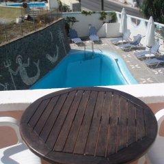 Отель Palladion Греция, Остров Санторини - отзывы, цены и фото номеров - забронировать отель Palladion онлайн балкон