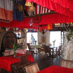 Отель Pension Hibiscus Tahaa гостиничный бар