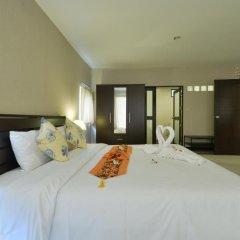 Отель Jomtien Plaza Residence 3* Номер Делюкс с различными типами кроватей фото 10