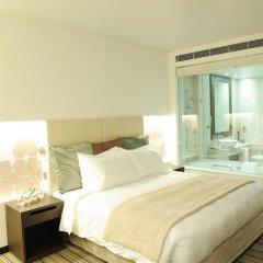 Отель Crowne Plaza Abu Dhabi Yas Island 4* Улучшенный номер с различными типами кроватей