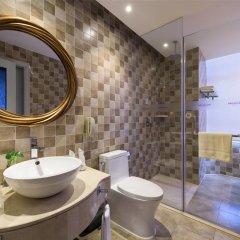 Отель Mercure Xiamen Exhibition Centre Китай, Сямынь - отзывы, цены и фото номеров - забронировать отель Mercure Xiamen Exhibition Centre онлайн ванная фото 2