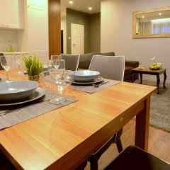 Апартаменты IRS ROYAL APARTMENTS Apartamenty IRS Old Town питание