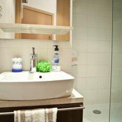 Апартаменты Click&Flat Eixample Derecho Apartments Барселона ванная