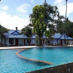 Отель Saladan Beach Resort 3* Бунгало с различными типами кроватей фото 6