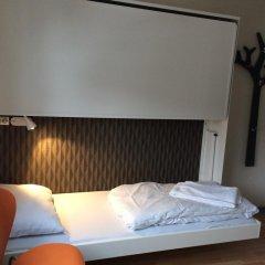 Отель Oslo Vandrerhjem Haraldsheim Кровать в мужском общем номере