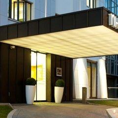 Отель NH Frankfurt Messe спортивное сооружение