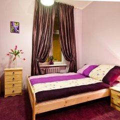 Отель Relax - usługi noclegowe Номер с общей ванной комнатой с различными типами кроватей (общая ванная комната) фото 4