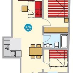 Отель Apartamentos Neptuno интерьер отеля фото 3