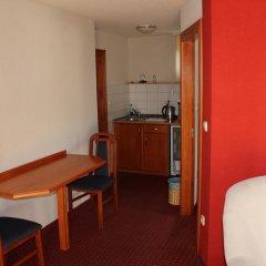Отель Apartman Timpa в номере