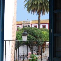 Отель Posada San Fernando балкон