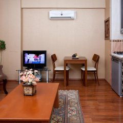 Апарт-отель Sultanahmet Suites Люкс с различными типами кроватей фото 7