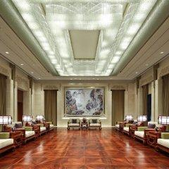 Отель InterContinental Shanghai Hongqiao NECC развлечения