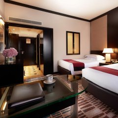 Отель Mandarin Orchard Singapore 5* Стандартный номер с различными типами кроватей фото 3