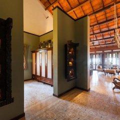 Отель Reef Villa and Spa 5* Люкс с различными типами кроватей фото 21