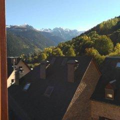 Отель Petite Verneda балкон