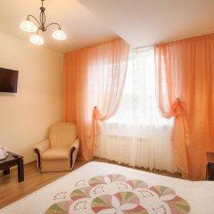 Гостиница Аист 2* Стандартный номер с двуспальной кроватью
