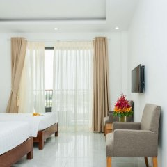 Hotel Amon 3* Улучшенный номер с 2 отдельными кроватями