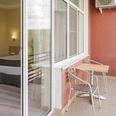 Гостиница Старт Номер Премиум двуспальная кровать фото 11