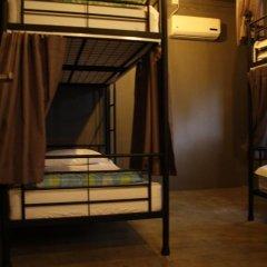 Mr.Comma Guesthouse - Hostel Кровать в общем номере с двухъярусной кроватью фото 37