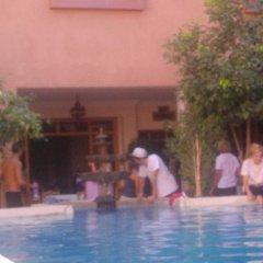 Отель Nadia Марокко, Уарзазат - отзывы, цены и фото номеров - забронировать отель Nadia онлайн бассейн фото 3