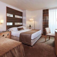 Galaxy Hotel Iraklio 5* Улучшенный номер с двуспальной кроватью фото 3