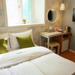 Hotel QB Seoul Dongdaemun 2* Стандартный номер с двуспальной кроватью фото 5