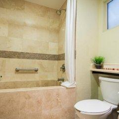 Отель Villa del Palmar Cancun Luxury Beach Resort & Spa Мексика, Плайя-Мухерес - отзывы, цены и фото номеров - забронировать отель Villa del Palmar Cancun Luxury Beach Resort & Spa онлайн ванная