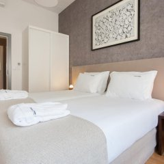 Отель Feels Like Home Rossio Prime Suites 4* Стандартный номер фото 36