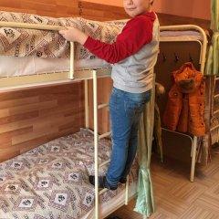 Хостел Вселенная Кровать в общем номере с двухъярусными кроватями фото 34
